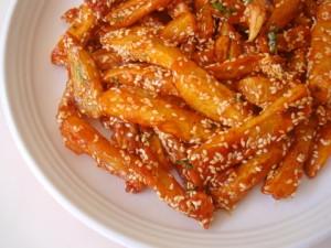 Chilli Potato with Honey