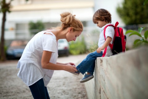 Preparing A Child For Schooling