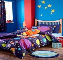Kid's Bedroom Decoration