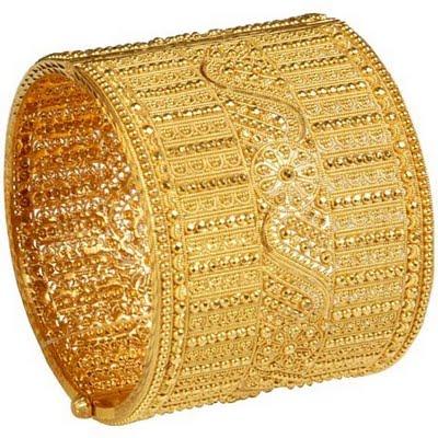 Bridal Gold Bangle Designs