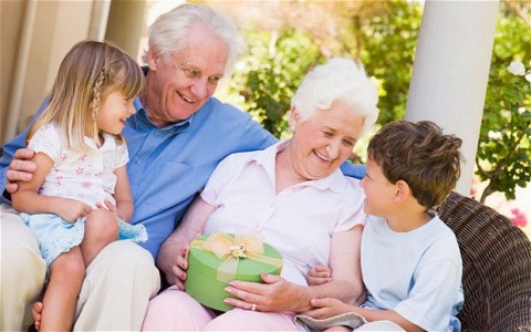 Importance of Grandparents and Their Love in Life
