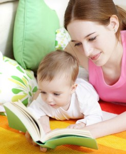 Reading a Baby