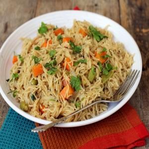 Semiya Pulao recipe