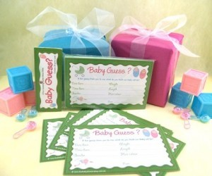 Game Ideas for Baby Shower Party
