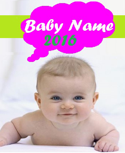 Popular Indian Baby Names of 2016