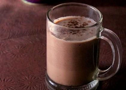 apple-chocolate-milkshake