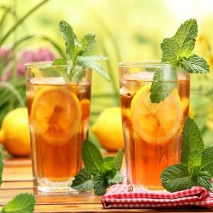 lemon-and-mint-iced-tea