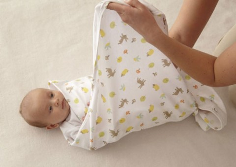 Swaddling Your Baby