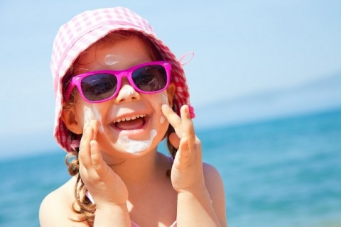 Tips To Keep Your Child Safe from the Harmful Rays of the Sun