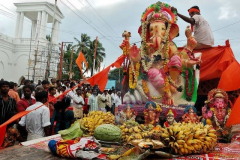 Celebrate Ganesh Chaturthi to Bring Home Wisdom, Success and Prosperity