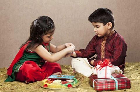 Raksha Bandhan:The Sacred Thread of Love, Brotherhood and Peaceful Existence