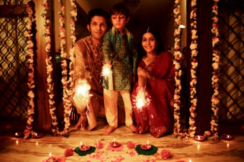 Diwali – The Triumph of Light over Darkness and Evil