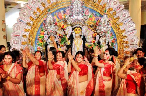 Durga Puja: A Festival of Reunion, Rejuvenation and Divine Female Power