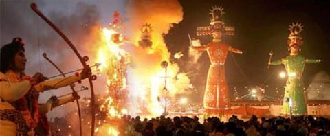 Dussehra: Celebrating Triumph of Good over Evil