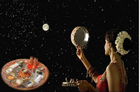 Karwa Chauth: Celebrating Woman's Love for Her Husband
