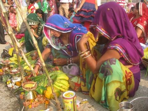 Chhath Puja: A Festival Dedicated to the Sun God