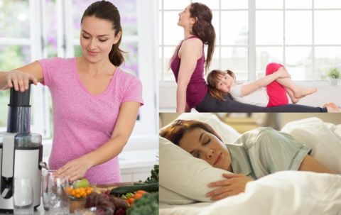 How Indian Housewives Can Remain Fit and Healthy