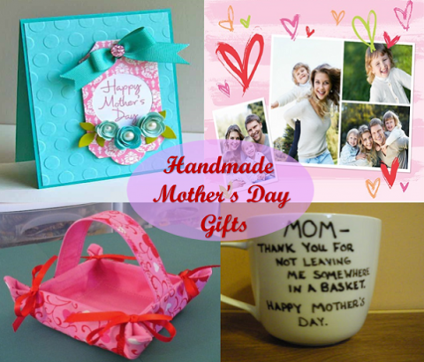 Surprise your Mom with Handmade Gifts This Mother's day