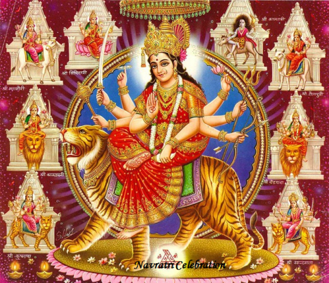 Navaratri: A Festival of Nine Nights of Fast and Prayer