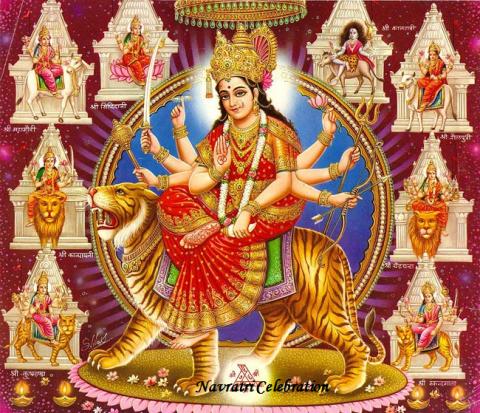Navaratri: A Festival of Nine Nights of Fast and Prayer