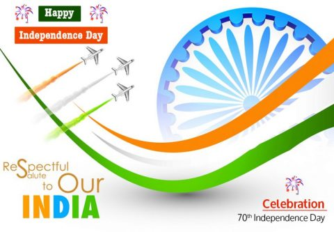 70th Independence Day Celebration in India