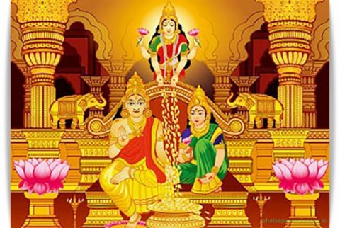 Celebrating Dhanteras to provide prosperity and well being