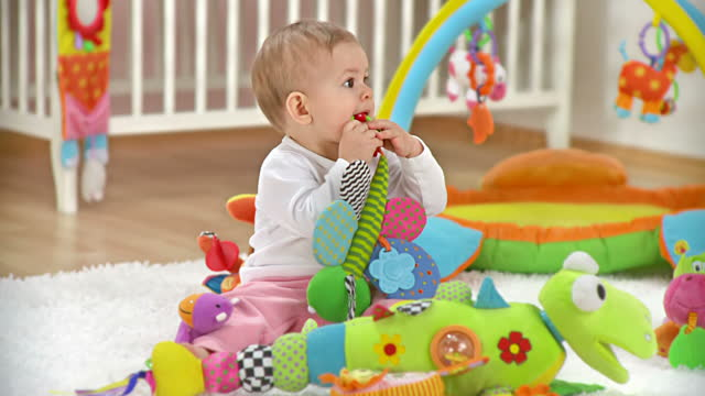 Smart Learning Activities for Your 6 Month Old Baby