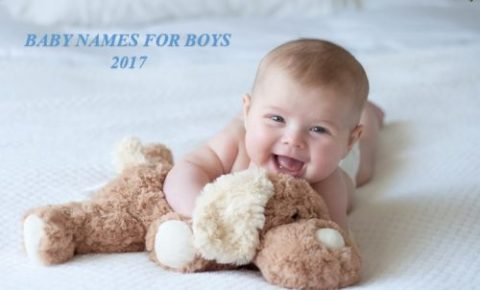 Popular Indian Baby Boy Names of 2017