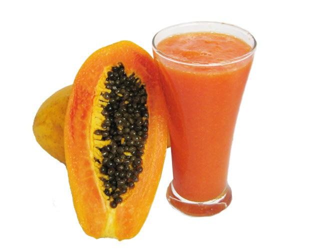papaya_puree
