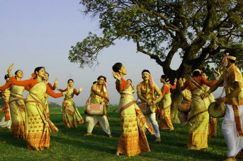 Rongali Bihu Festival: Celebrating New Year and a Successful Harvest